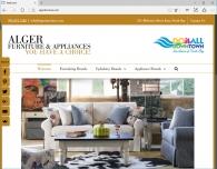 Alger Furniture & Appliances, You Have a Choice!