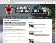 Backwoods Outdoors & Gunsmithing, Top Quality Custom Work and Professional Services