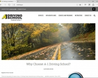 A1Driving School, Customer Driven