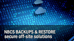 Reliable, secure backups for your business or home.