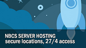 Secure Server Hosting, 24/7 Access