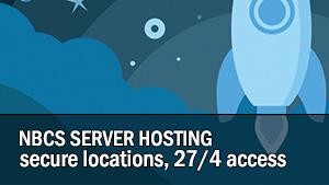 Secure Server Hosting, 24/7 Access
