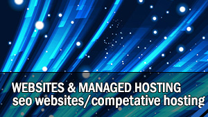 Web Design & Competative Hosting